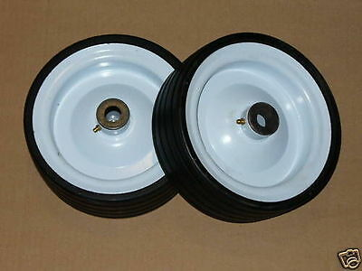 Woods Mower Wheels For Ih International 154 Cub Lo-boy 184 185