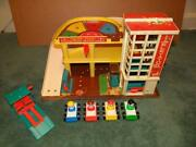 Vintage Fisher Price Little People Complete