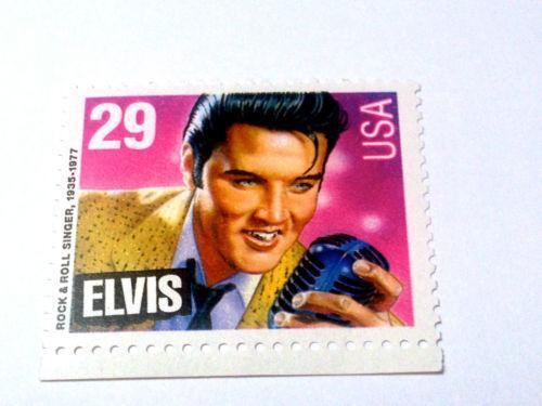 Elvis Postage Stamps Ebay