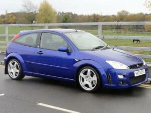 Focus Rs Ford Cars Ebay