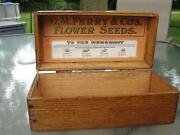 Antique Seed Box