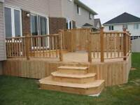 Fences and Decks - Weekend Repairs and Installations