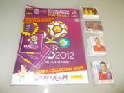 Euro 2012 Stickers