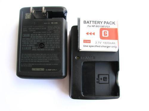 Sony Dsc H55 Charger Ebay