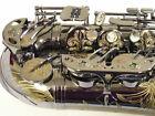 Black Lacquer Brass Alto Saxophones