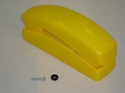 Spieltelefon Telefon für Spielturm Kletterturm Spielhaus oder Stelzenhaus gelb