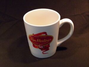 TIM HORTON COFFEE MUGS AND TINS