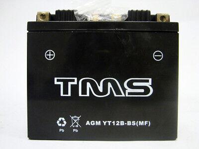 AGM YT12B-BS Sealed Motorcycle Battery for Kawasaki ZX1000C Ninja ZX-10R ZX 1000