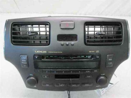 Lexus Es300 Radio Ebayrhebay: 2005 Lexus Es330 Radio At Gmaili.net