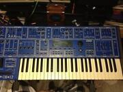 Vintage Analog Synthesizer