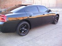 DODGE CHARGER RT 360HP POLICE PACKAGE ANNÉE 2009 BAS MILLAGE