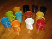 Fiestaware Java Mugs