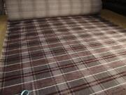 Plaid Curtain Fabric