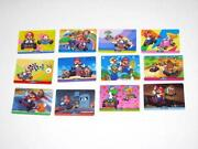 Mario Kart Cards