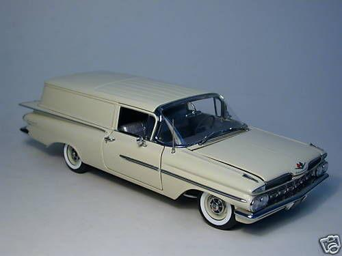 1959 Chevy Sedan Delivery Ebay