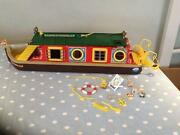 Sylvanian Families Canal Boat