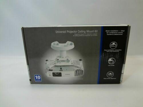 Epson ELPMBPJG Universal Projector Ceiling Mount kit *New Unused*