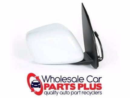 NISSAN NAVARA RIGHT DOOR MIRROR D40 ELECTRIC W/O FLASHER 05 TO 15 Brisbane South West Preview