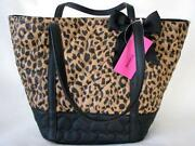 Betsey Johnson Leopard Bag