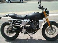 Fantic Caballero 250cc Scrambler Flat Track - Brand New - Save 500 off RRP