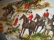 Fox Hunt Fabric