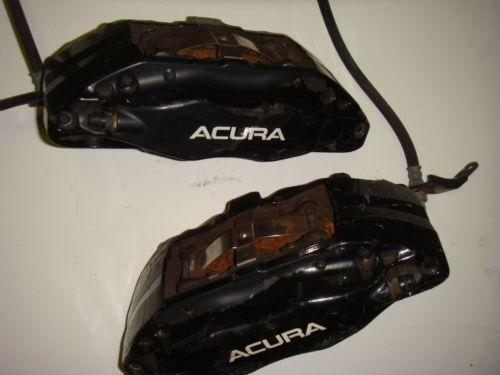 acura tl type s calipers ebay. Black Bedroom Furniture Sets. Home Design Ideas