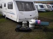 Sterling Fixed Bed Caravan