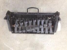 Atco Qualcast cylinder lawn mower Scarifier Cassette