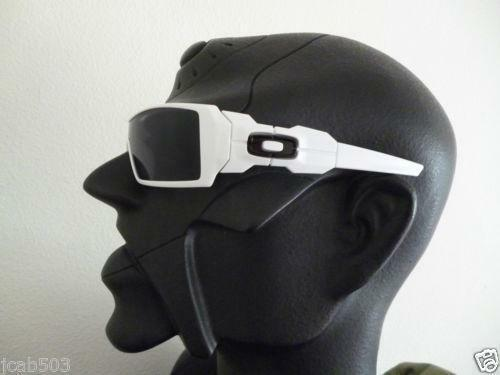Oakley Fuel Cell Polarized >> Oakley Oil Rig White | eBay