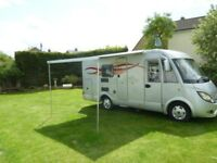 Hymer exsis for Sale Moving Abroad quick sale £ 29000 ono