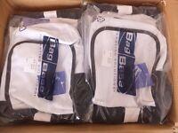 Bulk Wholesale Men bag - G18 Mini Reporter from Bagbase – Shoulder Bag in Black & White