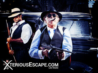 PRIVATE ESCAPE ROOM EXPERIENCE FOR 4 PEOPLE AT XTERIOUS ESCAPE IN LAS VEGAS