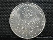 1972 German Olympic Coin