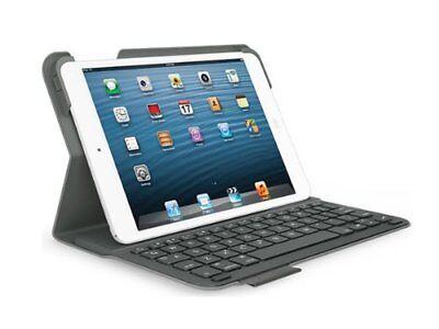 Logitech Ultrathin Keyboard Folio For Apple iPad Mini W/ Retina Display - Black