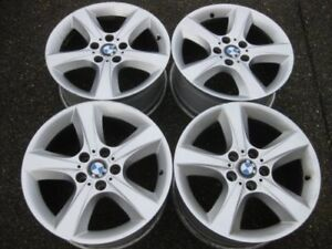 """genuine Factory BMW 18"""" X5 style 219 rims in good used condition"""