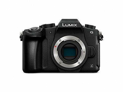 Panasonic LUMIX G85 Mirrorless Camera (Body Only) Black DMC-G85KBODY