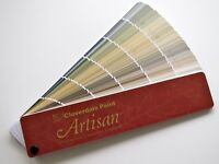 Artisan Canadian Color Palette from Cloverdale Paint