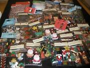 Christmas Stickers Lot