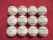 MLB Game Used Baseball