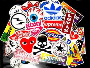 50PCS random vinyl decal graffiti sticker bomb laptop waterproof stickers skate