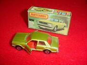 Matchbox Ford Cortina