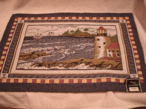 Nautical Placemats Ebay