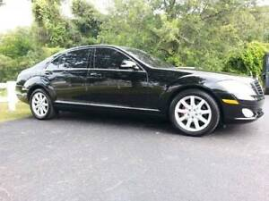 2007 Mercedes-Benz S-Class 550 Sedan, 4-Matic, LIKE NEW
