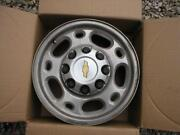 2010 Chevy Silverado Wheels
