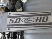 89 Mustang Engine