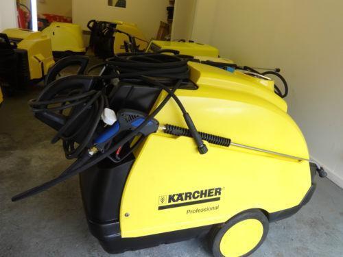 karcher hds 745 pressure washers ebay. Black Bedroom Furniture Sets. Home Design Ideas