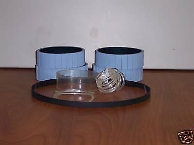 Ot-991500c Belt Kit For Streamfeeder Reliant 1500 Gum Rubber