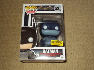 FUNKO, POP, BATMAN DETECTIVE MODE ARKHAM ASYLUM, HOT TOPIC EXCL.