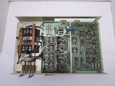 Bridgeport R2e4 Cnc Textron Servo Motor Drive Module Assembly 3193-9616