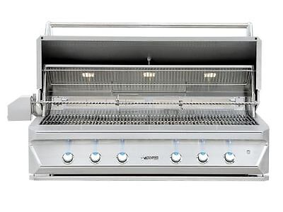"""Twin Eagles 54"""" Gas Grill with Infared Rotisserie and Sear Zone"""